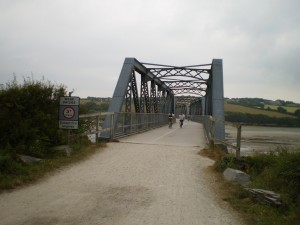 Bridge close to Padstow